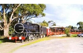 Margate Train - The - Redcliffe Tourism
