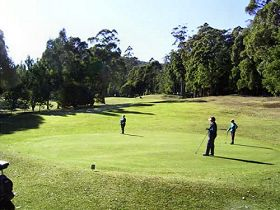 Sheffield Golf Course - Redcliffe Tourism