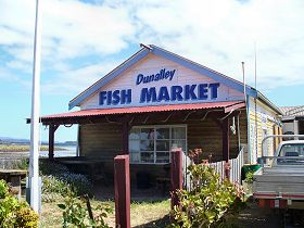 Dunalley Fish Market - Redcliffe Tourism