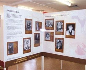 National Pioneer Womens Hall of Fame - Redcliffe Tourism