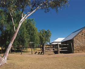 Alice Springs Telegraph Station Historical Reserve - Redcliffe Tourism