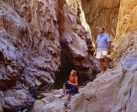 Redbank Gorge - Redcliffe Tourism