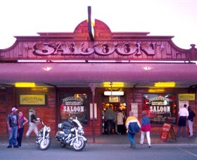 Bojangles Saloon and Dining Room - Redcliffe Tourism