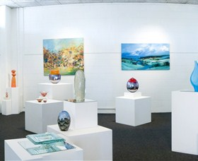 Framed Art Gallery - Redcliffe Tourism