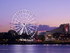 The Wheel of Brisbane - Redcliffe Tourism