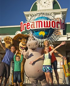 Dreamworld - Redcliffe Tourism