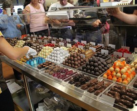 Poppys Chocolate - Redcliffe Tourism