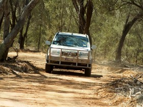 Ward River 4x4 Stock Route Trail - Redcliffe Tourism