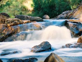 Crows Nest Falls - Redcliffe Tourism