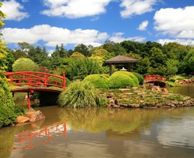 Japanese Gardens - Redcliffe Tourism