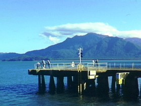 Lucinda Jetty - Redcliffe Tourism