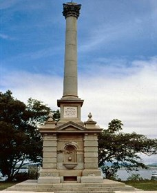 Cooktown War Memorial - Redcliffe Tourism