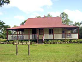 Melba House - Redcliffe Tourism