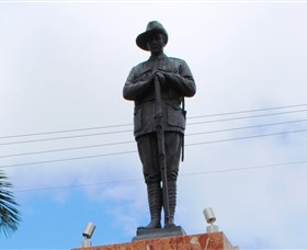 Charters Towers Memorial Cenotaph