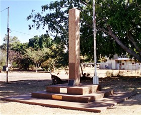 Mount Isa Memorial Cenotaph - Redcliffe Tourism