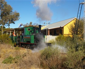 Red Cliffs Historical Steam Railway - Redcliffe Tourism