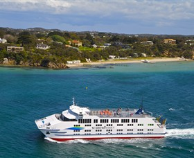 Searoad Ferries - Redcliffe Tourism