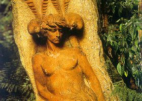 William Ricketts Sanctuary - Redcliffe Tourism