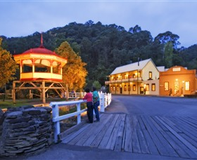 Walhalla Historic Area - Redcliffe Tourism
