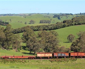 South Gippsland Tourist Railway - Redcliffe Tourism