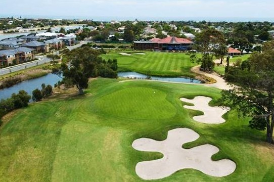 Patterson River Golf Club - Redcliffe Tourism