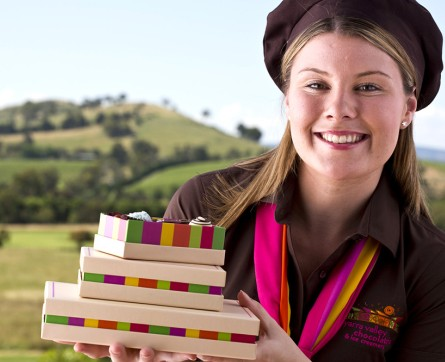 Yarra Valley Chocolaterie  Ice Creamery - Redcliffe Tourism