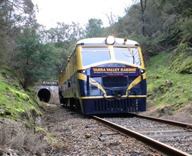 Yarra Valley Railway - Redcliffe Tourism