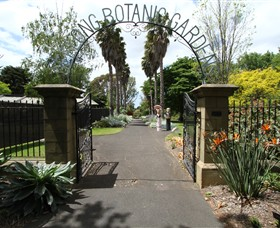Friends of Geelong Botanic Gardens - Redcliffe Tourism