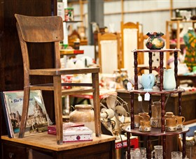 Bendigo Pottery Antiques and Collectables Centre - Redcliffe Tourism