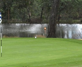 Hepburn Springs Golf Club - Redcliffe Tourism