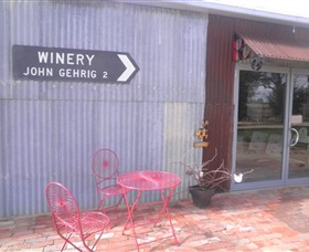 John Gehrig Wines - Redcliffe Tourism