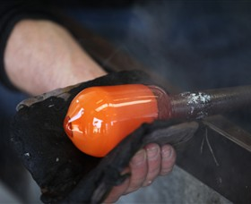 Healesville Glass Blowing Studio - Redcliffe Tourism