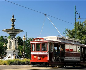 Bendigo Tramways Vintage Talking Tram Tour - Redcliffe Tourism