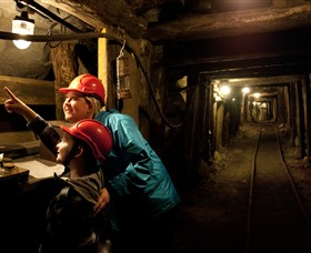 State Coal Mine - Redcliffe Tourism