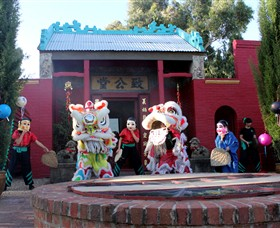 Bendigo Joss House Temple - Redcliffe Tourism