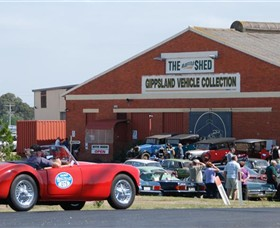 Gippsland Vehicle Collection - Redcliffe Tourism
