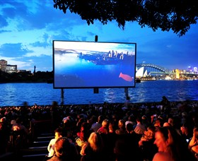 St George Open Air Cinema - Redcliffe Tourism