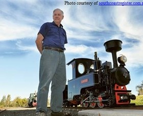Penwood Miniature Railway - Redcliffe Tourism