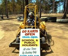 GTS Dirt Karts - Redcliffe Tourism