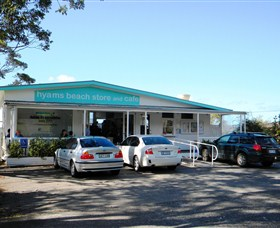 Hyams Beach Store and Cafe - Redcliffe Tourism