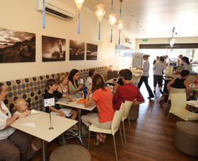 Cafe Parkview - Redcliffe Tourism
