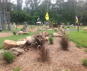 The Cove Miniature Golf Course - Redcliffe Tourism