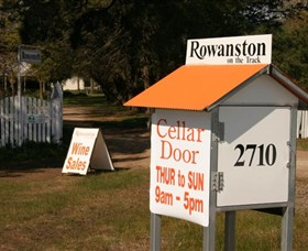 Rowanston on the Track Winery  Bed and Breakfast - Redcliffe Tourism