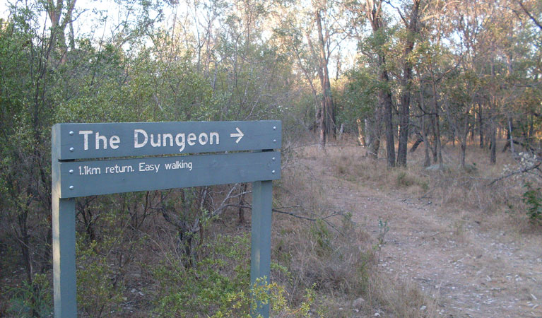 Dungeon lookout - Redcliffe Tourism
