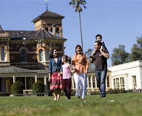 Rippon Lea House and Gardens - Redcliffe Tourism