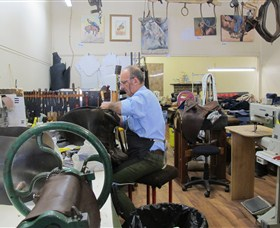 Lindsay Miller Saddlery and Harness - Redcliffe Tourism
