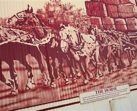 Historical Mural Series - Redcliffe Tourism