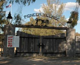 Inverell Pioneer Village - Redcliffe Tourism