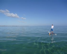 Peninsula Stand Up Paddle - Redcliffe Tourism
