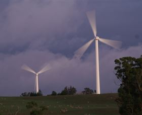 Crookwell Wind Farm - Redcliffe Tourism